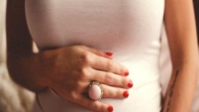 foto_smalto anche in gravidanza
