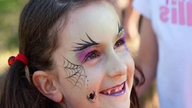 Trucco Halloween Per Bambini Da Strega.Trucco Halloween Bambini Le Idee Da Provare