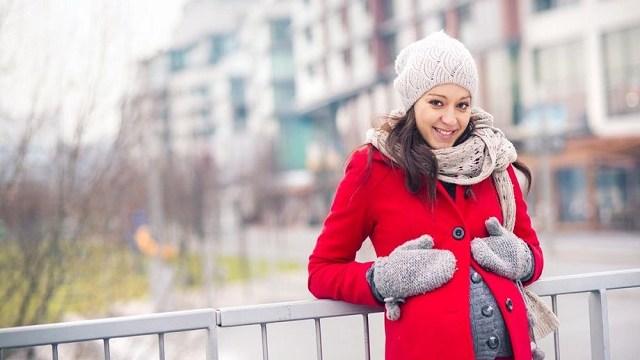 gravidanza inverno