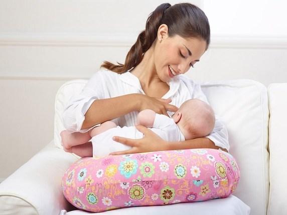 cuscino allattamento
