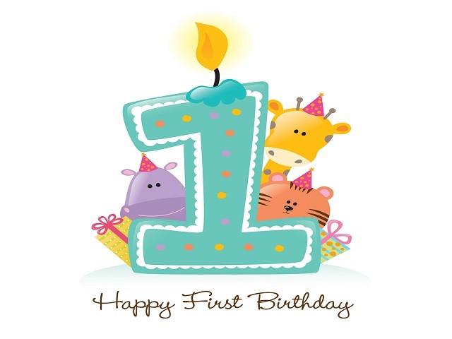Favoloso Auguri primo compleanno: le frasi più belle VK56