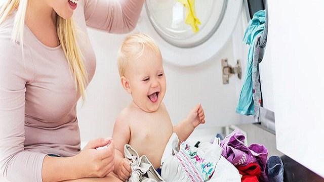 965712e26f Come lavare i vestiti del neonato - Passione Mamma