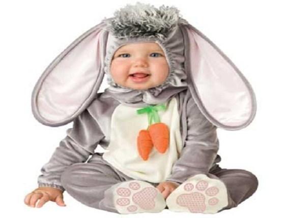 costume carnevale neonato