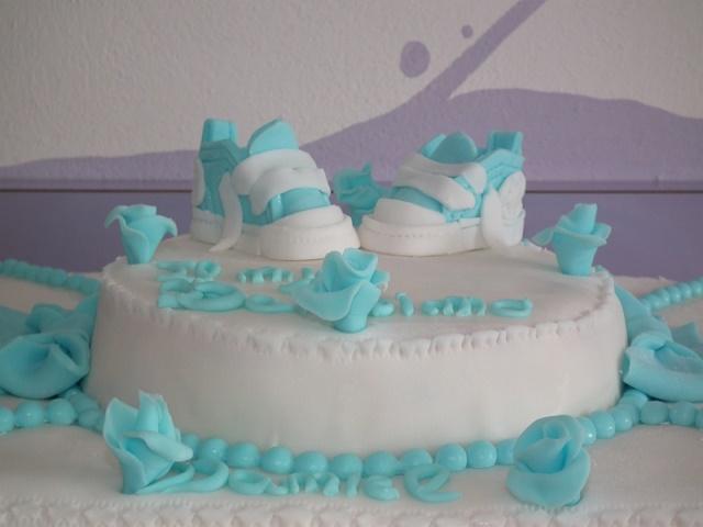 torte battesimo bimbo