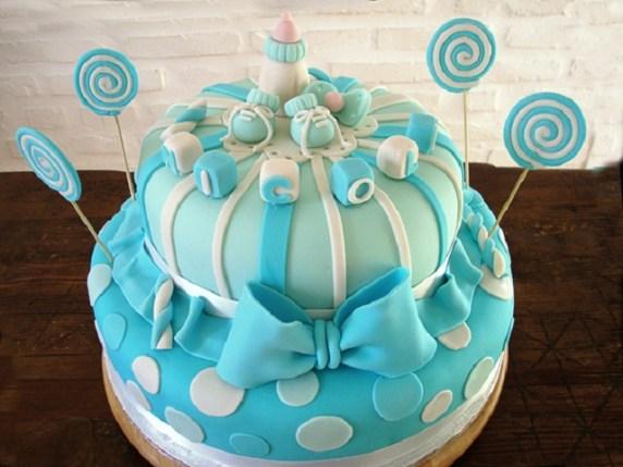 torta battesimo bambina