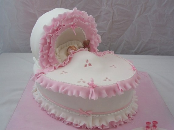 torte battesimo bambina