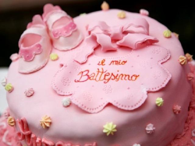 Famoso Torte battesimi bimbe: le più belle e gustose - Passione Mamma LK99