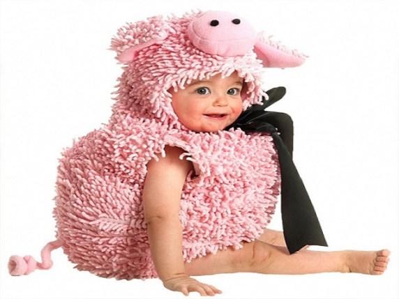 vestiti carnevale neonati