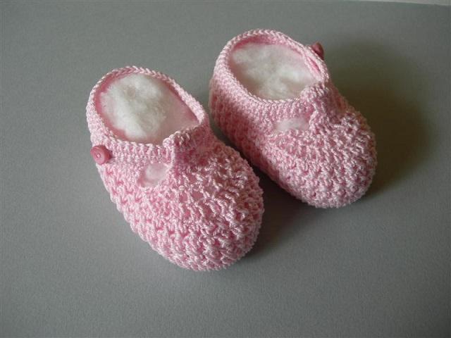 Scarpine neonato uncinetto: modelli e tutorial da seguire