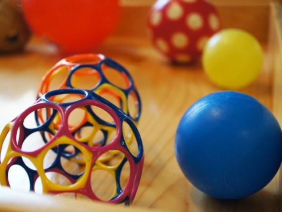giochi con la palla