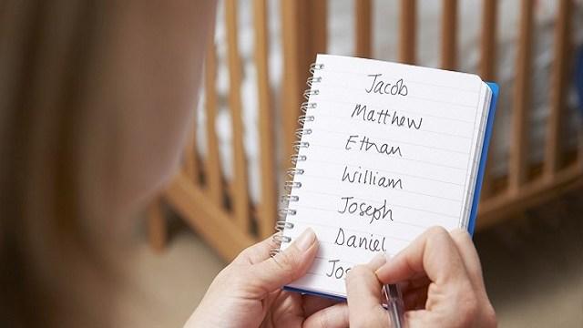 nomi maschili particolari