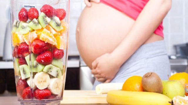 succhi di frutta in gravidanza