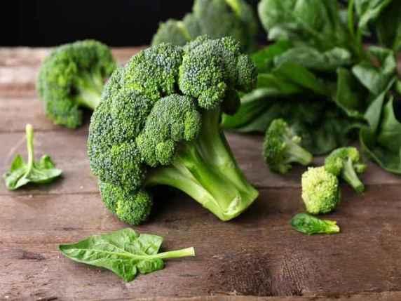 broccoletti in gravidanza