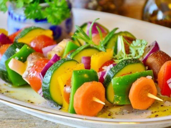 verdure grigliate in gravidanza