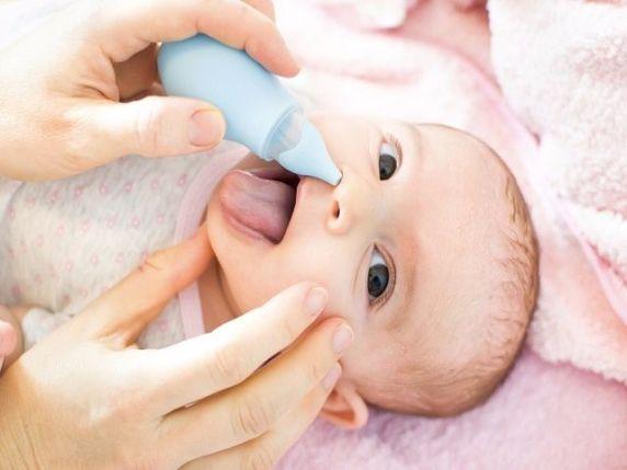 raffreddore neonato
