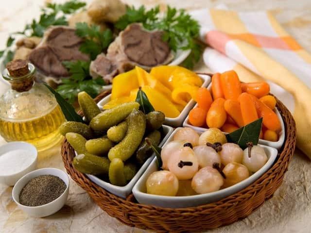 cetriolini sottaceto per dieta