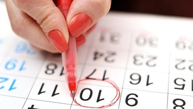Calendario Dell Ovulazione.Quando Si E Fertili Quali Sono I Giorni Migliori Per L