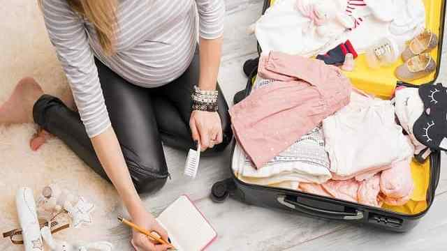 valigia nascita