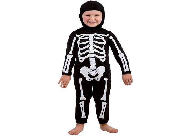 Préférence Vestiti Halloween fai da te per bambini - Passione Mamma QM39