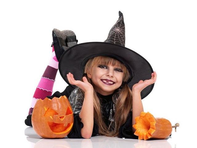 Conosciuto Costumi Halloween fai da te per bambini - Passione Mamma LR24