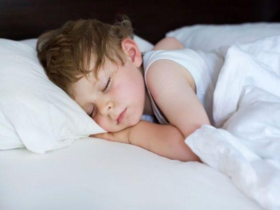 bambino sonno