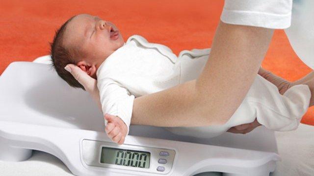 peso neonato