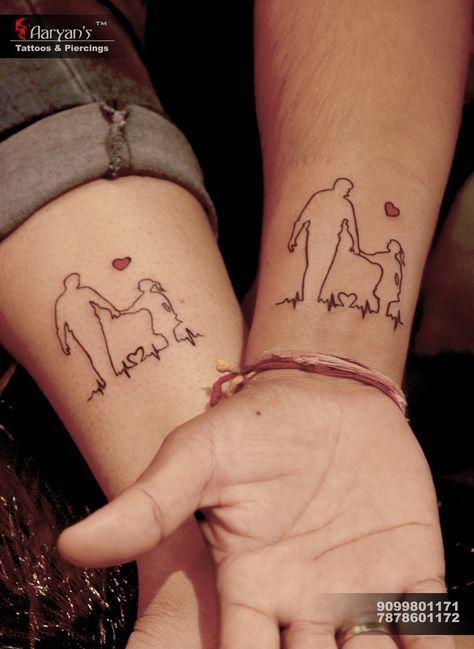 tatuaggi papà