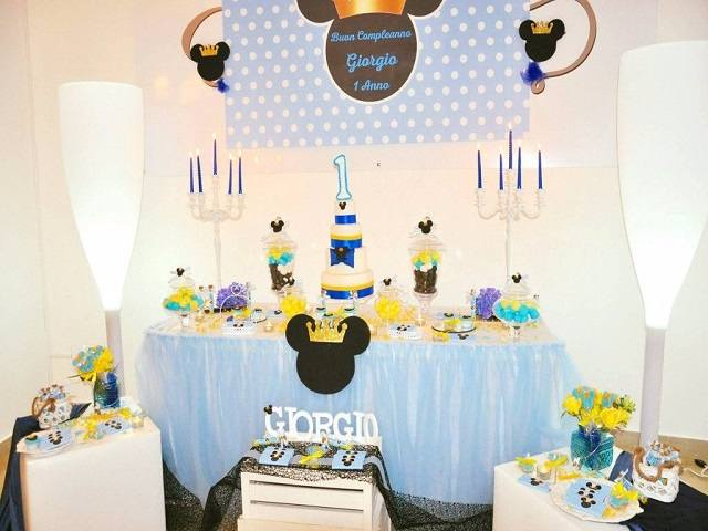Tavolo Compleanno Bimbo : Tavola compleanno bimbo domiva