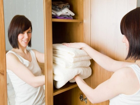 pulizia armadio