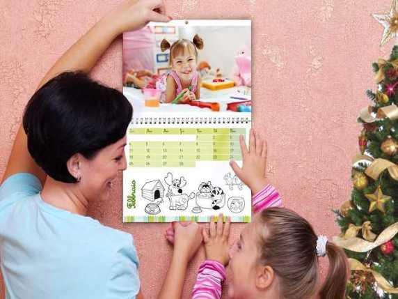 calendario mamma