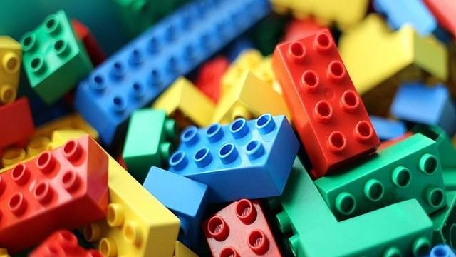 giocare con i lego fa bene