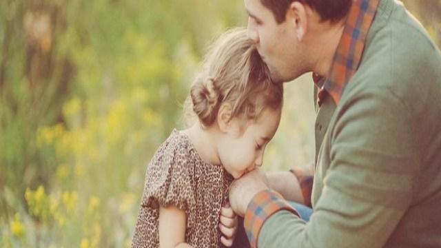 papà figlia