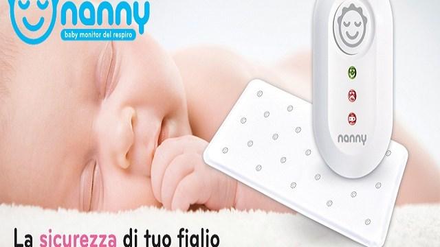 nanny baby monitor