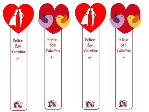 20 lavoretti da fare con i bambini per San Valentino