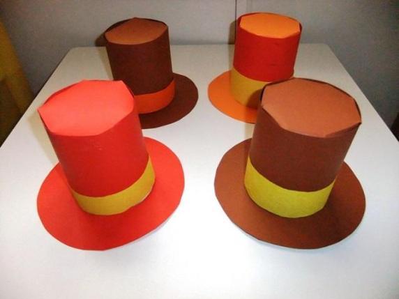 cappelli cartoncino