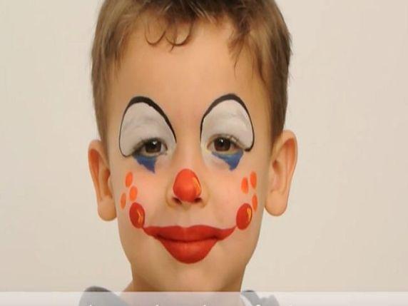 Trucco clown
