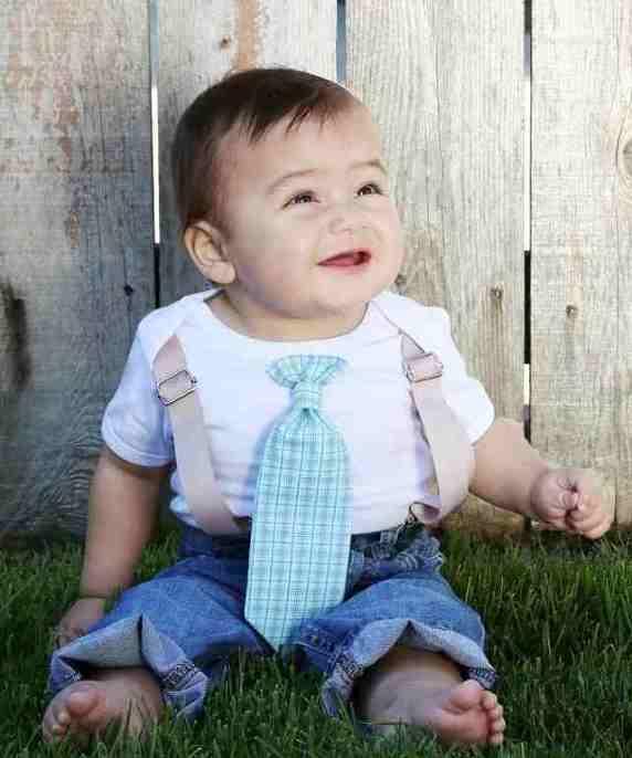 cravatta baby