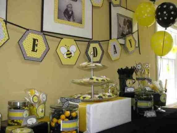 api primo compleanno festa