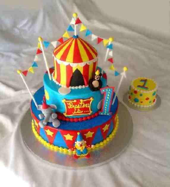 torta di primo compleanno