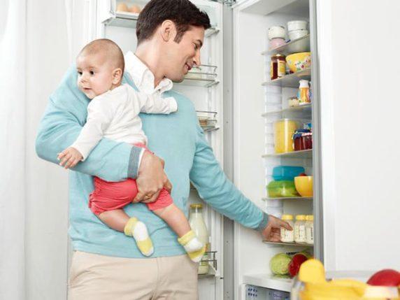 conservazione del latte materno