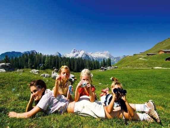 vacanze in montagna estate con bambini