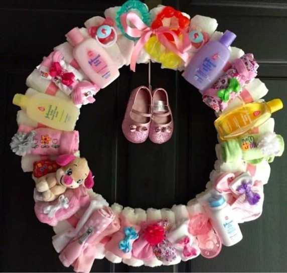 baby shower allestimento