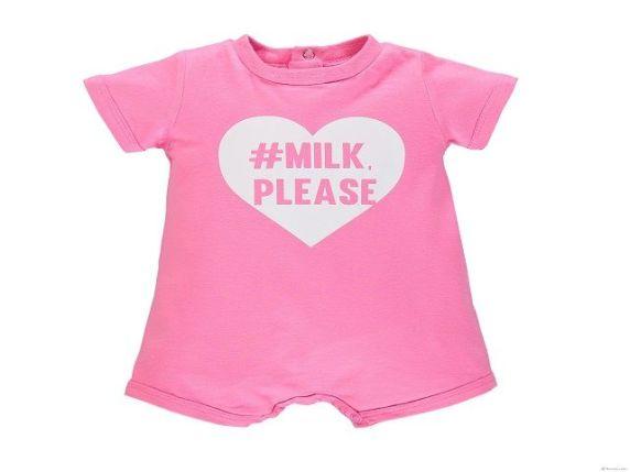 pagliaccetto neonata rosa