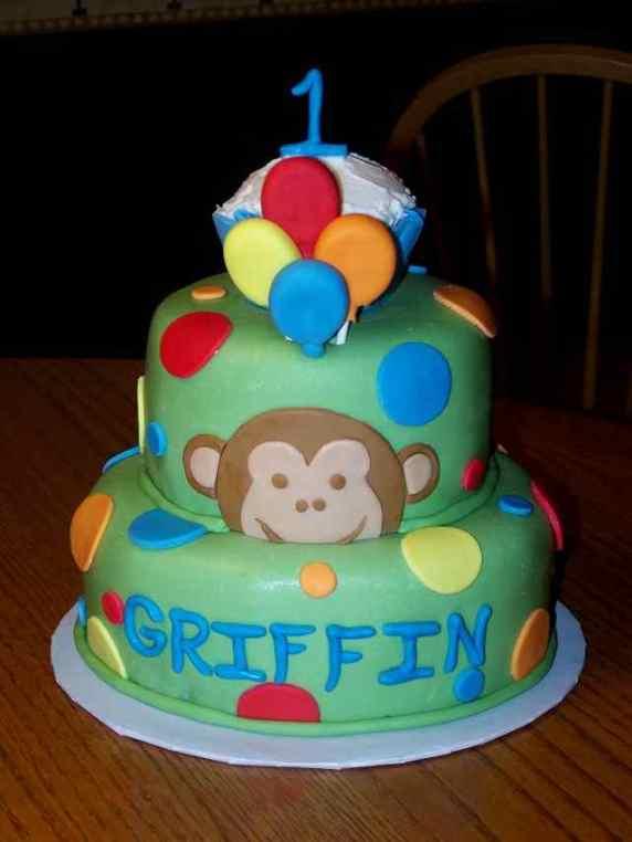 torta per primo compleanno