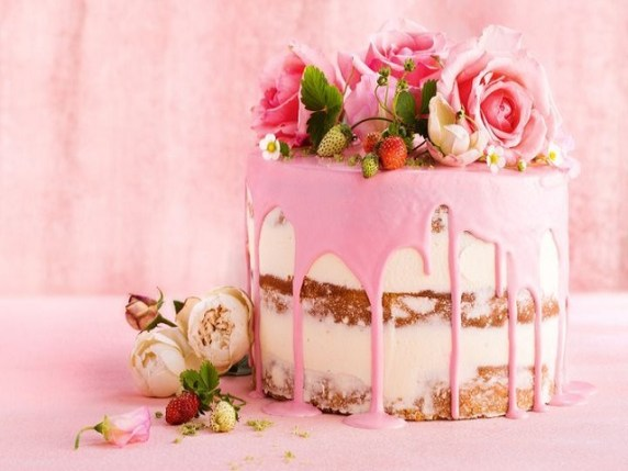 torta per baby shower