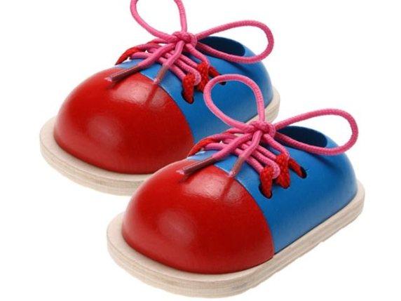 scarpe per far pratica