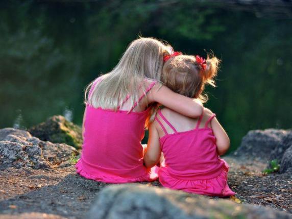 Lettera di auguri a una sorellina
