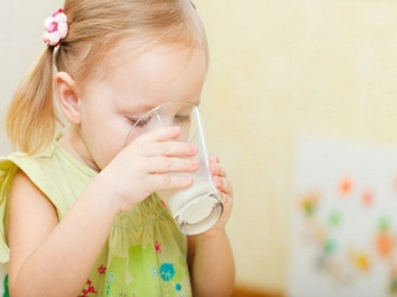 latte bambini