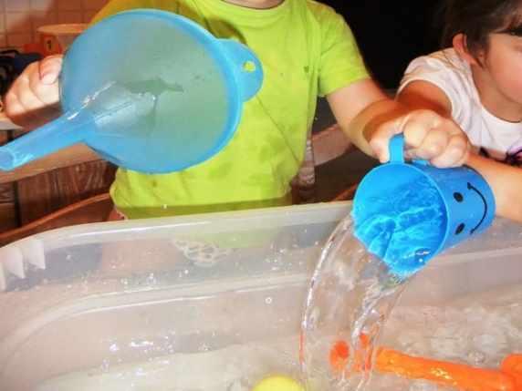 attività Montessori estive