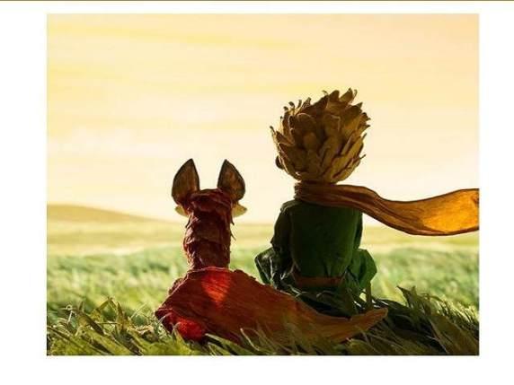 piccolo principe volpe